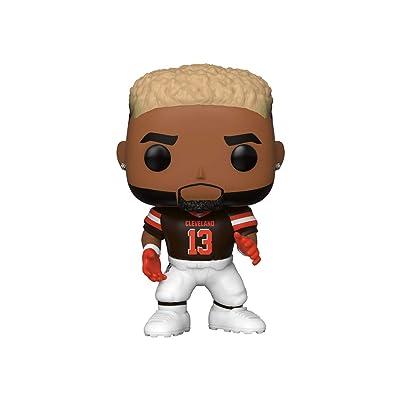 Funko POP! NFL: Browns - Odell Beckham Jr. (Home Jersey): Toys & Games