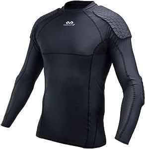McDavid Hex - Camiseta de Portero Futbol, Unisex, niño, Medium, Negro: Amazon.es: Deportes y aire libre