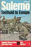 Front cover for the book Salerno, Foothold in Europe by David Mason