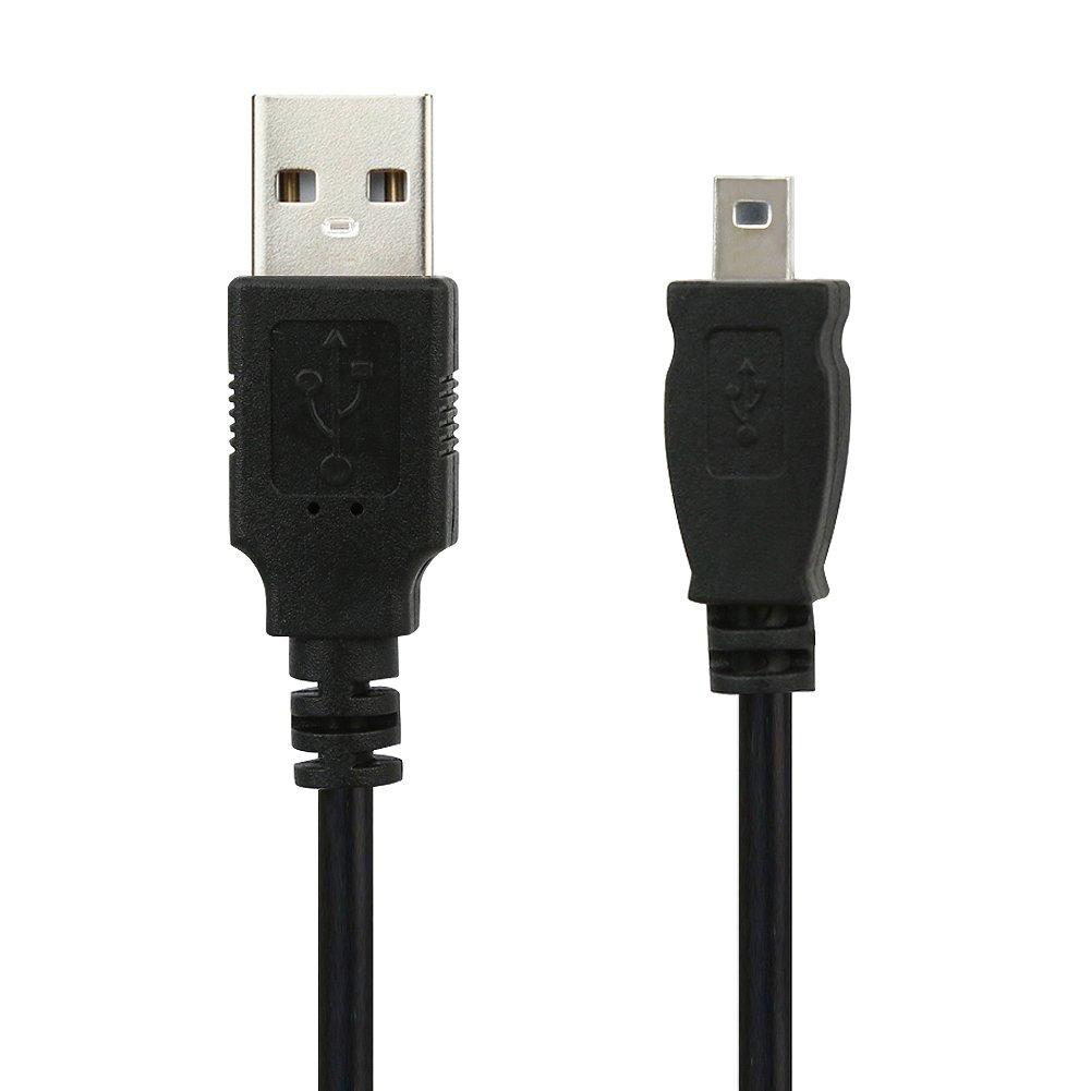 Camera Data Cable, BIRUGEAR Replacement Nikon UC-E6 / UC-E16 / UC-E17 USB Cable Cord for Nikon Coolpix L340, L330, L26, L28, L30, L310, L620, L810, L820, L830, S30, S31, S32, AW110, D5200, D7100, D750 FBA_885157932837