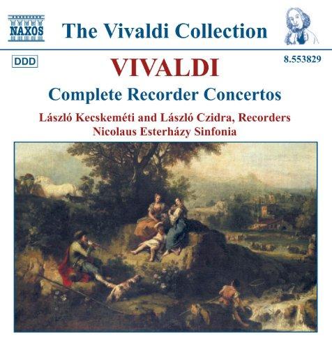 Vivaldi: Recorder Concertos (C...