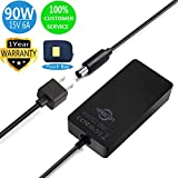 Surface Dock Charger,KABCON 90W 15V 6A Power Supply Compatible with Microsoft Surface Docking Station (PD9-00003),Model 1749 Power Transformer Charger with 6.2Ft Power Cord Including a Storage Pouch