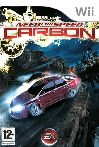 Amazon Com Need For Speed Carbon Wii Video Games