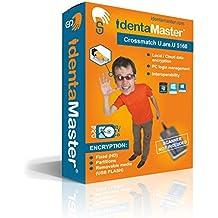 Biometric Encryption / Biometric Access Control / Biometric Interoperability - Software for Crossmatch Digital Persona 5160 for Win 7/8/10 by IdentaMaster