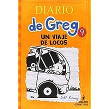 Diario de Greg 9. Un viaje de locos (Rústica)