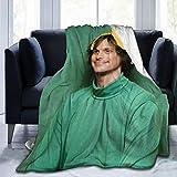 Criminal Mind Matthew Gray gubler Blanket 3D