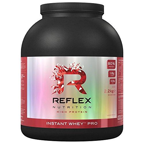 Reflex Nutrition Instant Whey Pro 2.2kg Banana Custard
