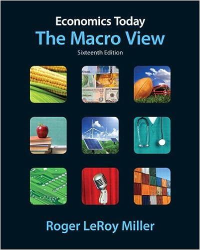 Economics Today: The Macro View plus NEW MyEconLab with Pearson