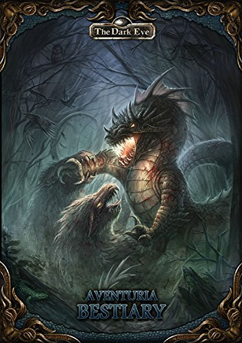The Dark Eye - Aventuria Bestiary Pocket Edition (ULIUS25201)