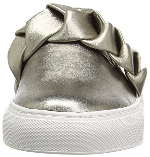Rachel Zoe Burke Braid, Sneaker Donna Argento (Sand 000)