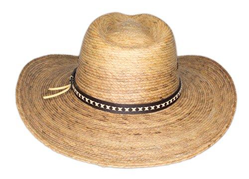 adfdd353651 Sunbody Hats Gus Widebrim Guatemalan Palm Leaf Straw Hat (7 1 8)