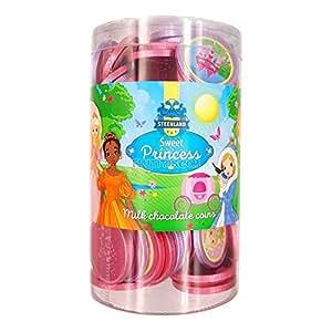 Monedas de Chocolate con leche (Sweet Princess)