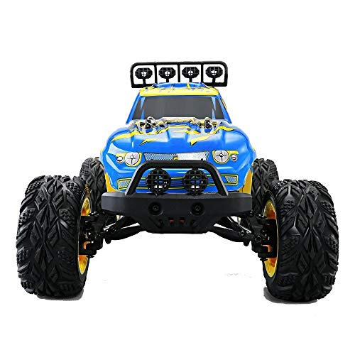 - Rabing Kingbot All Terrain RC Cars, Electric Remote Control Off Road Monster Truck, 1: 12 Scale 2.4Ghz Radio 4WD Fast 25+ mph Rc Vehicles