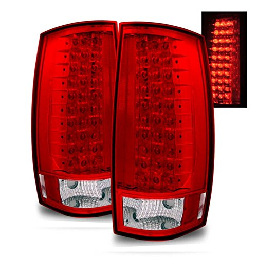 07 Yukon Led Tail Lights - 7