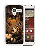 Custom Anime Nurse Surgery Robot Smile (2) Motorola Moto X cell phone case