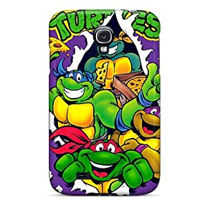 Tpu Fashionable Design Ninja Turtles Rugged Case Cover For Galaxy S4 New