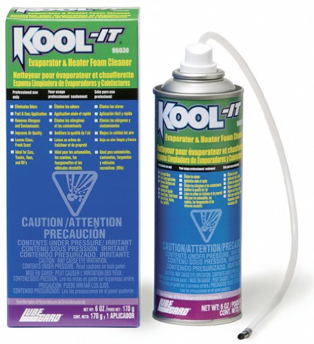 lubegard-96030-kool-it-evaporator-and-heater-foam-cleaner