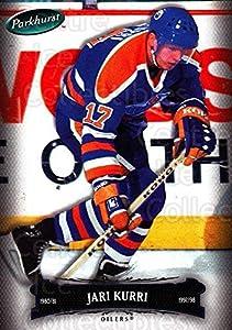 (CI) Jari Kurri Hockey Card 2006-07 Parkhurst (base) 51 Jari Kurri