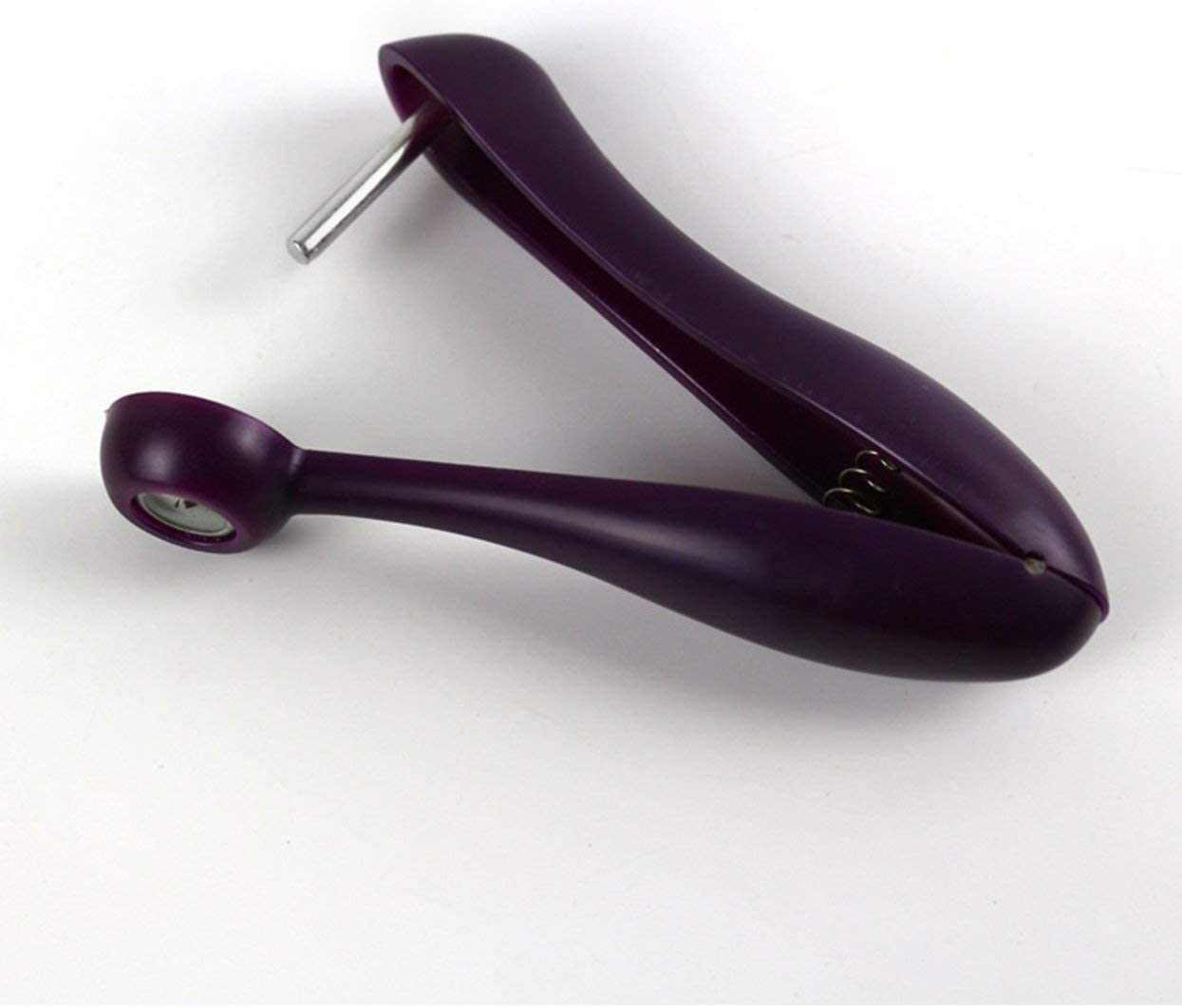 Purple Cherry Fruit Kitchen Olive Remover Remove Pit Tool Seed Gadget Pitter