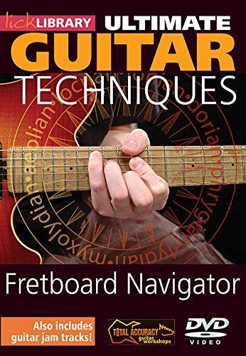 Fretboard Navigator For Guitar