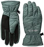 Best COLUMBIA Warm Gloves - Columbia Women's Mighty Lite Gloves, Pond, Medium Review