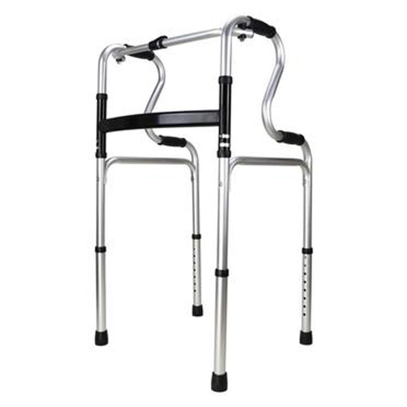 2019公式店舗 高齢歩行者 B07L2K8XX6、歩行歩行器 :、アルミニウム合金4足歩行補助歩行器、マルチスタイルオプション (サイズ さいず : B) B B) B07L2K8XX6, PRESEA:d44282f7 --- a0267596.xsph.ru