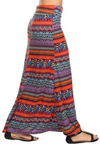 Simplicity Womens Waist Foldover Skirt