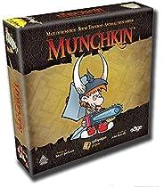 Munchkin - Galápagos Jogos, Multicor, Medio