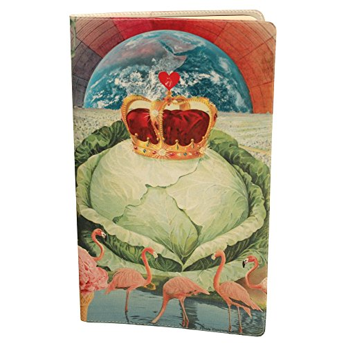 - Royal Cabbage Love Journal (Diary, Notebook) w/Large Moleskine Cahier Cover