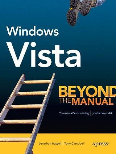 windows vista beyond the manual btm beyond the manual books rh amazon co uk windows vista manual updates download windows vista manual system restore