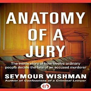 Anatomy of a Jury Audiobook