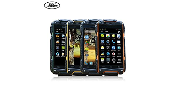 Smartphone, Guophone V8 Dual SIM Dual Standby Dual Core Android ...