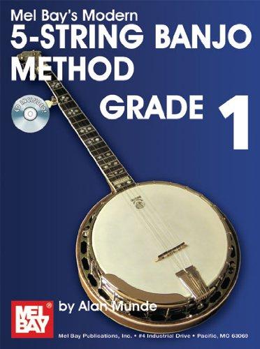 Modern 5-string Banjo Method Grade 1 (Modern Method)