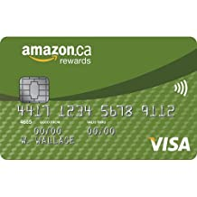 Amazon.ca Rewards Visa Card from Chase