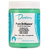 Duncan Ceramics 26394 Pure Brilliance Clear