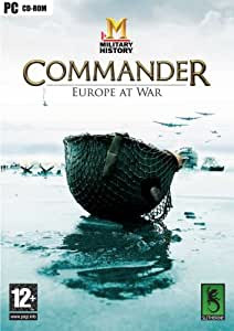 Military History Commander: Europe at War [Importación Inglesa]