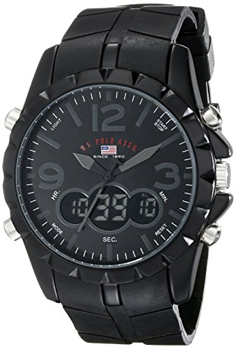 U S Polo Assn US9058 Analog Digital product image