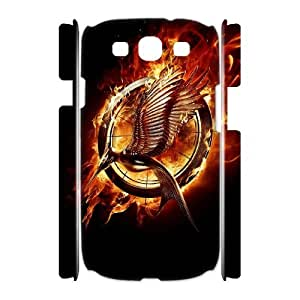 GTROCG The Hunger Games Phone 3D Case For Samsung Galaxy S3 I9300 [Pattern-2]