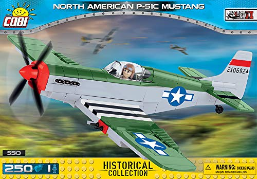 COBI Small Army North American P51 Mustang