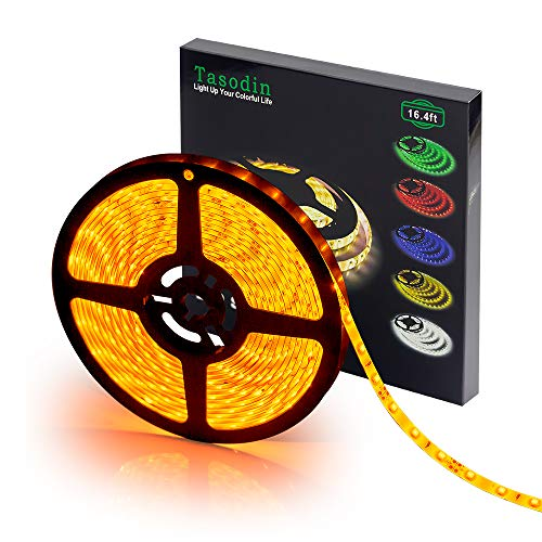 Led Strip Lights 12V Yellow in US - 8