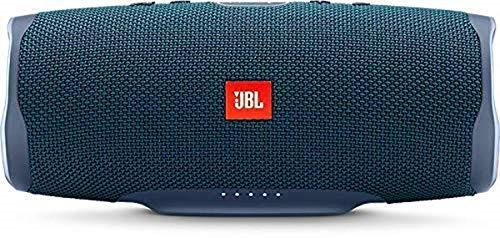 JBL Charge 4 – Altavoz Inalámbrico Portátil con Bluetooth, Resistente al Agua IPX7, JBL Connect+, Hasta 20 Horas de…