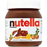 Nutella Hazelnut Chocolate Spread, 400g