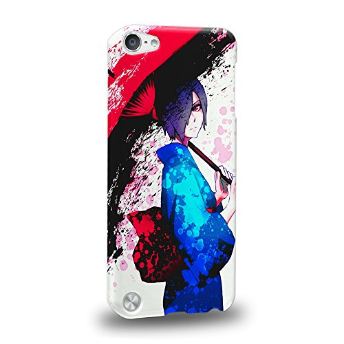 Case88 Premium Designs Tokyo Ghoul Kirishima Toka Protective Snap-on Hard Back Case Cover for Apple iPod Touch 5