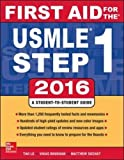 img - for First Aid for the Usmle Step 1, 2016 book / textbook / text book