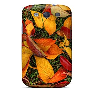 AleighasZelaya Galaxy S3 Well-designed Hard Case Cover Autumn Leaves Protector