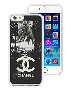 Chanel NEW DIY Design Beautiful Fashion Hard Shell iPhone 6 tpu Cover Case 17 White 64 White