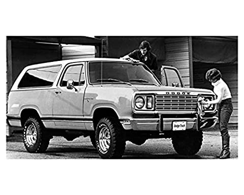 1978 Dodge Ramcharger Truck Photo Poster - Dodge Ramcharger Truck