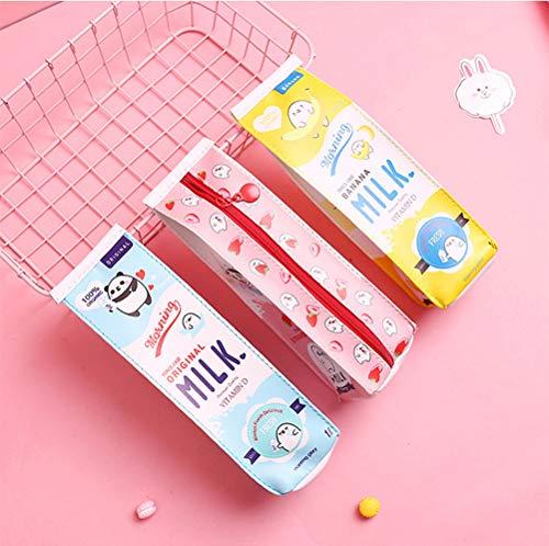 Milk Carton Pencil Case | 8 Varieties | Kawaii Stationery 5