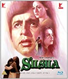 Silsila [Blu-ray] (Indian Cinema / Bollywood Movie / Hindi Film)