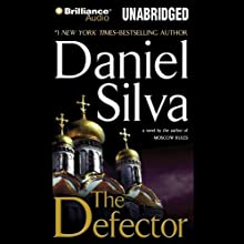 The Defector Audiobook by Daniel Silva Narrated by Phil Gigante